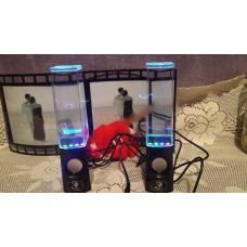 Колонки с фонтанчиком UFT Dancing Water Speakers