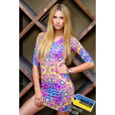 Женское платье инди, короткое платье, жіноче плаття