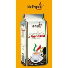 Итальянский кофе в зернах CAFE PEPPINO CREMA DI VENEZIA, 1000 г.