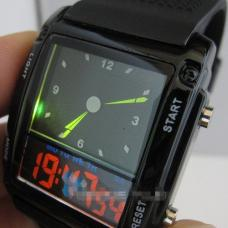 Мужские часы светодиодные