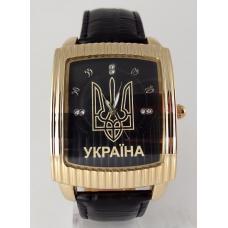 Мужские часы с Гербом Украины и Гимном