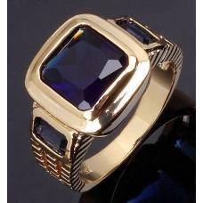 Мужское кольцо 5 камней