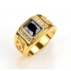 Мужское кольцо Кубический цирконий