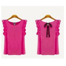 Женская блузка шифоновая