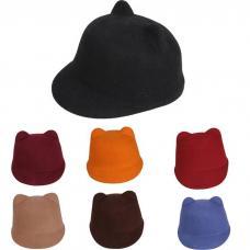 Шапка Cat Cap, женская шапка ушки
