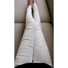 Кружевные брюки, женские брюки