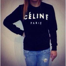Женская толстовка Celine, женская кофта, жіноча кофта