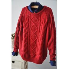 Женский свитер косичка,  свитер, жіноча кофта