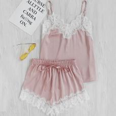 Женская пижама майка и шортики