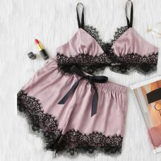 Женская пижама кружево