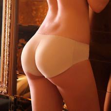 Женские трусики попа, увеличение попы, трусики нижнее белье