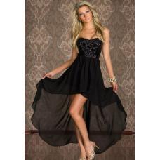 Коктейльное вечернее платье
