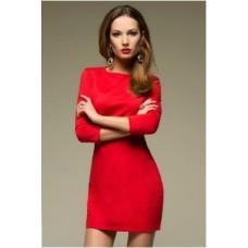 Короткое платье, разные цвета, платья недорого, женское платье, плаття