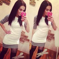 Короткое платье, платья 2015, женское платье, плаття