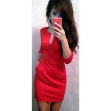 Платье капелька короткое