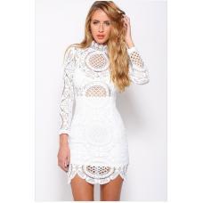 Платье, кружевное платье, вечернее платье