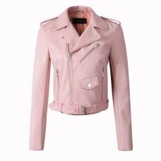 Куртка женская кожаная хит сезона
