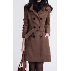 Женское шерстяное пальто, женское пальто, жіноче пальто
