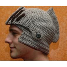 Мужская шапка Воин, шапка