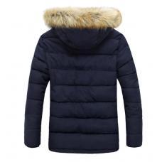 Мужская куртка с капюшоном, куртка мужская зима, мужская куртка мех, чоловіча куртка