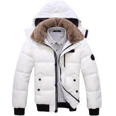 Куртка с меховым воротником, мужская куртка, чоловіча куртка зима