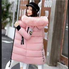 Женская куртка зима Disney