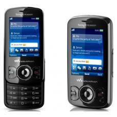 Sony Ericsson W100 Spiro