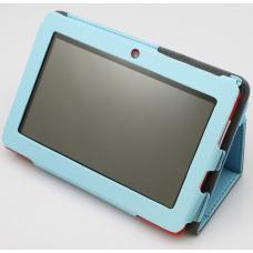 Кожаный чехол для 7-дюймового планшета