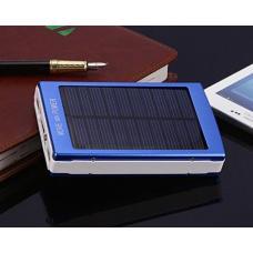 Резервный аккумулятор 30000mAh (солнечная зарядка)