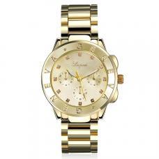 Женские кварцевые часы в стиле Geneva