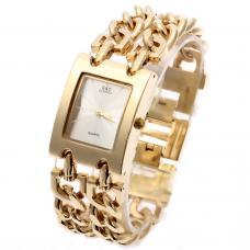 Женские часы браслет цепочка