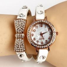 Женские часы бантик