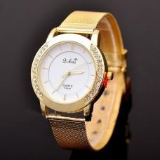 Женские часы золото