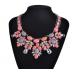 Массивное женское ожерелье
