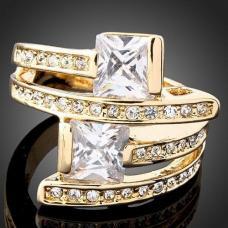 Женское кольцо Геометрика