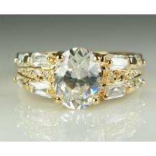 Женское кольцо Сапфир