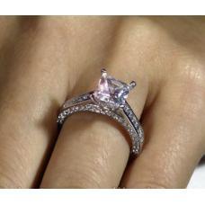 Женское кольцо Принцесса